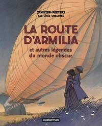 New cover Route d'Armilia