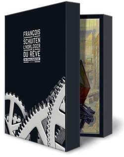 The deluxe box of L'Horloger du rêve