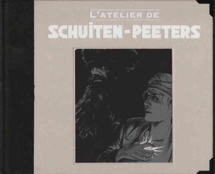 Cover of L'Atelier de Schuiten-Peeters