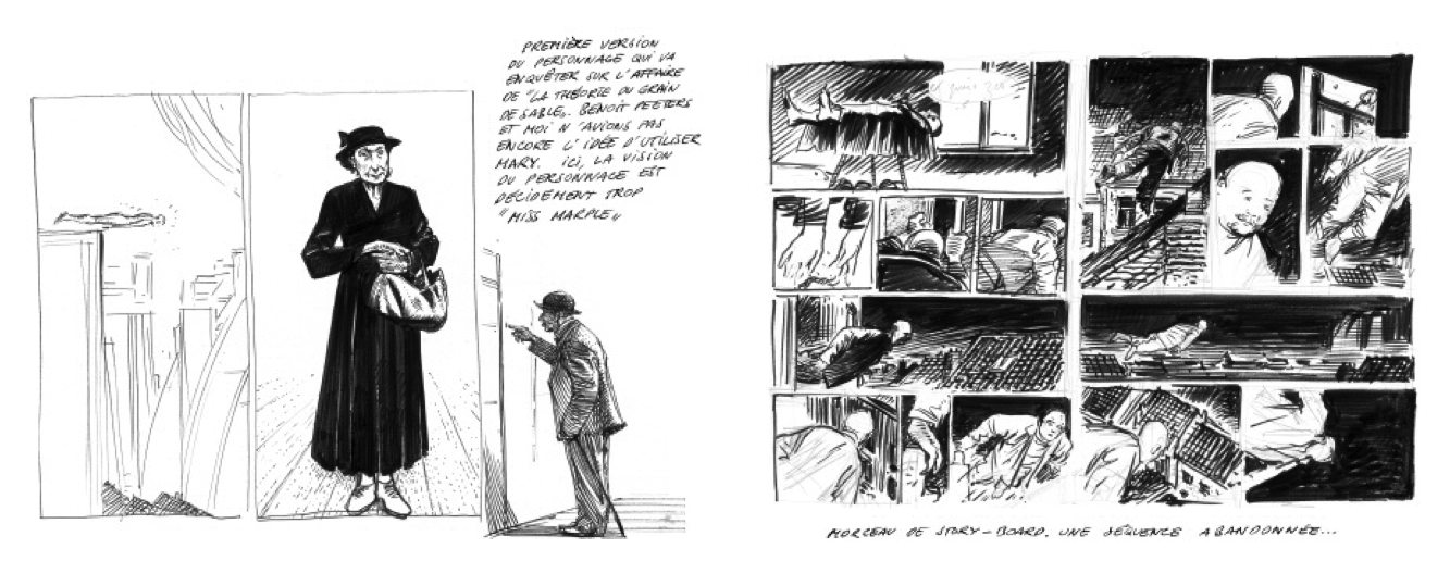 L'Atelier de Schuiten-Peeters example page 1