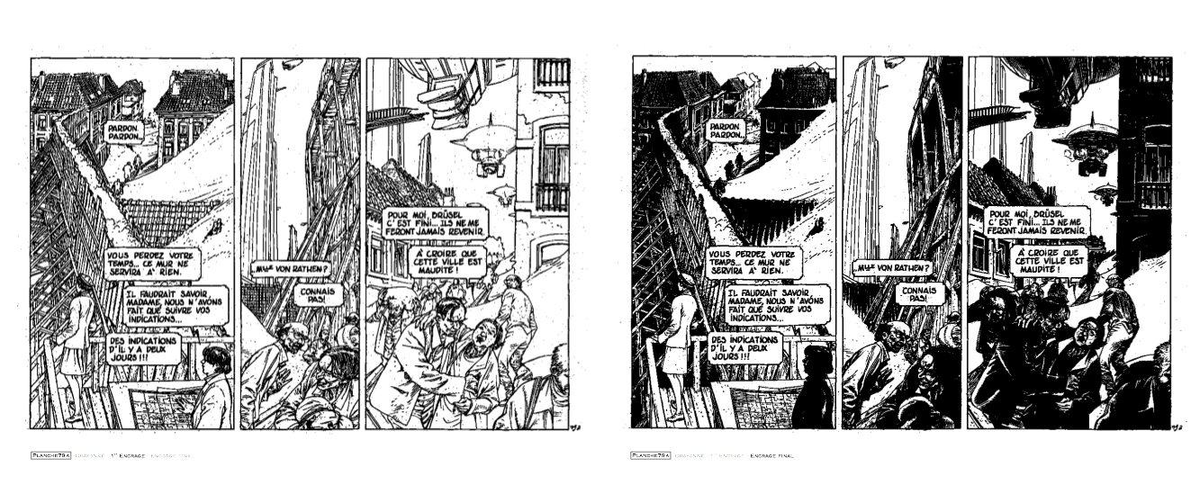 L'Atelier de Schuiten-Peeters example page 2