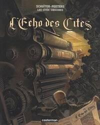 Echo des Cités cover