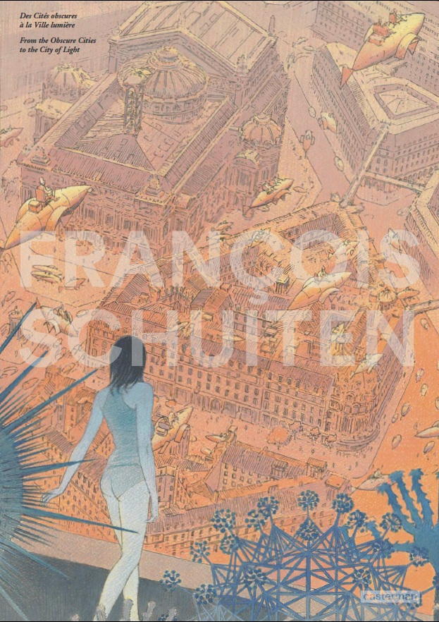 Cover of IMAGES – François Schuiten