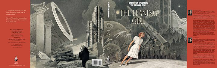 Cover of the Leaning Girl