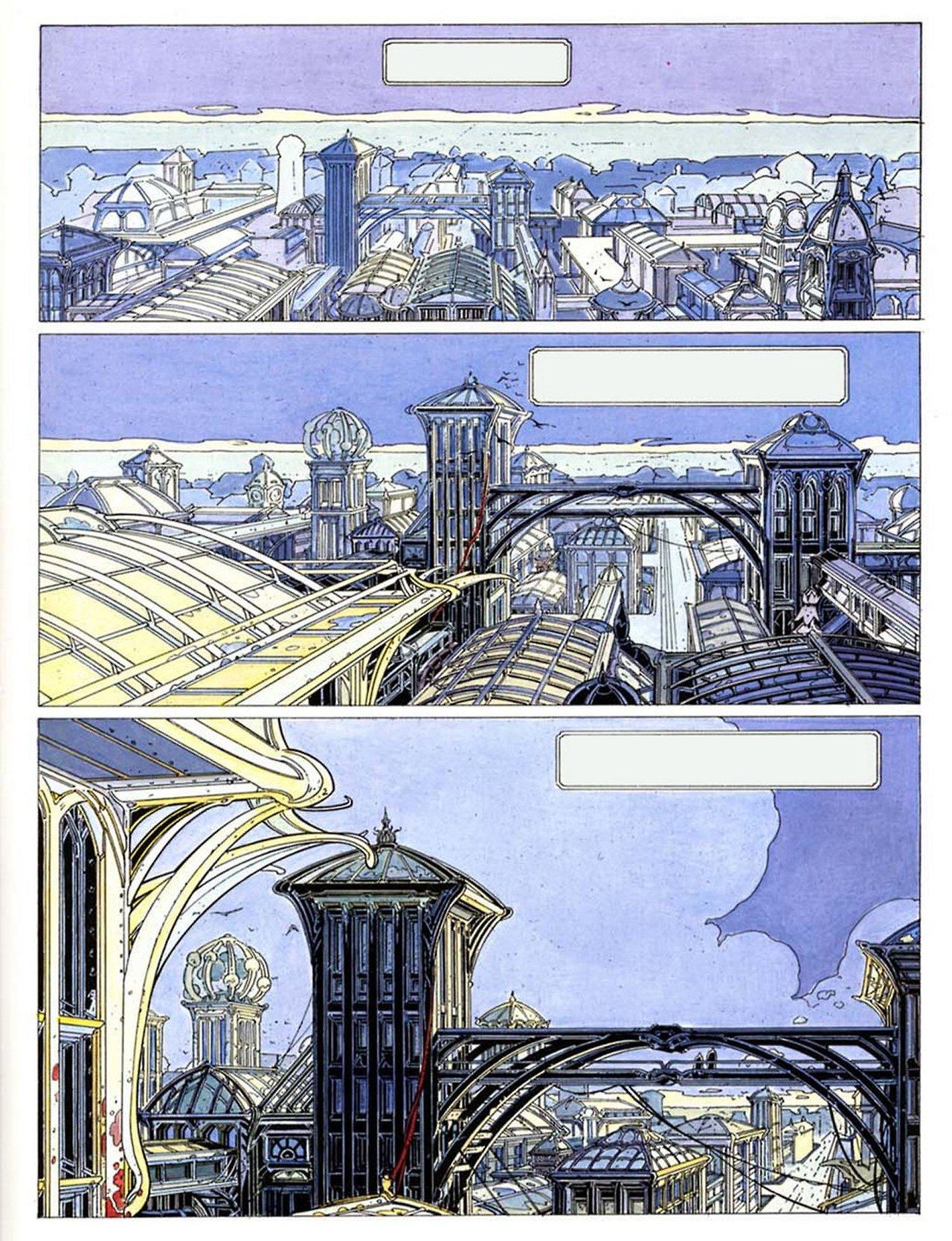 original page of Les Murailles de Samaris