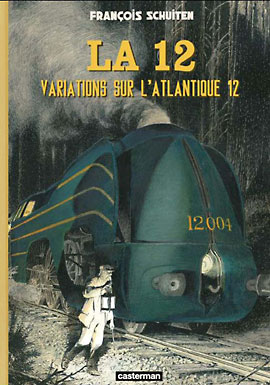 La 12 - Variations sur l'Atlantique 12