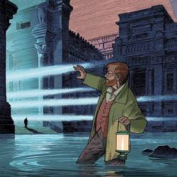 Dossier Blake and Mortimer by François Schuiten