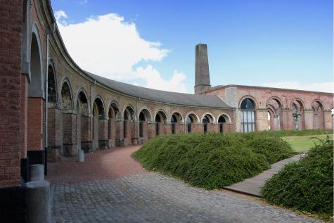 Le site du Grand-Hornu sera un des partenaires de Mons 2015. © Jean-Frédéric Hanssens