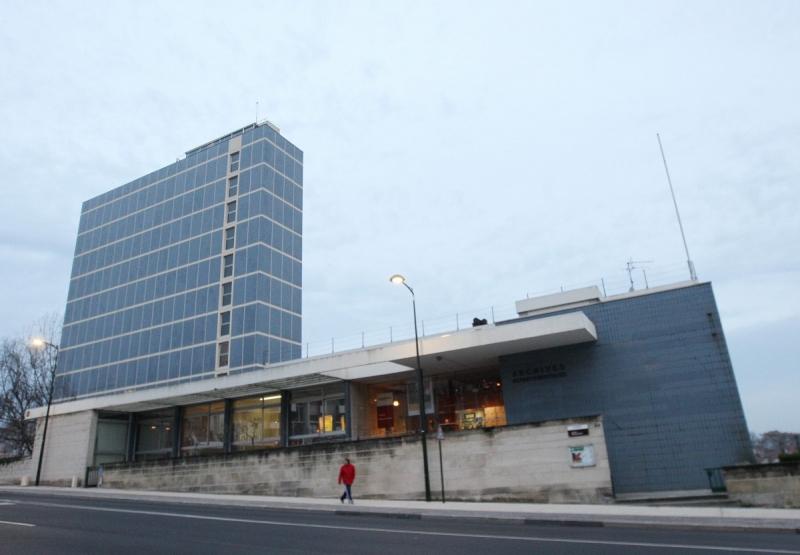 Le bâtiment aujourd'hui© PHOTO PASCAL BATS