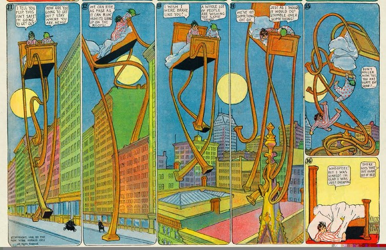 Winsor McCay: Little Nemo in Slumberland