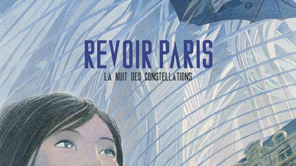 Revoir Paris - © Schuiten et Peeters/Casterman