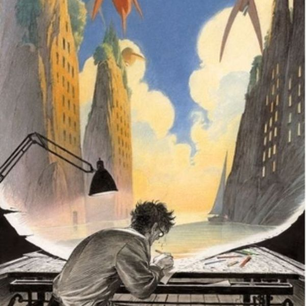 interview with luc and fran u00e7ois schuiten