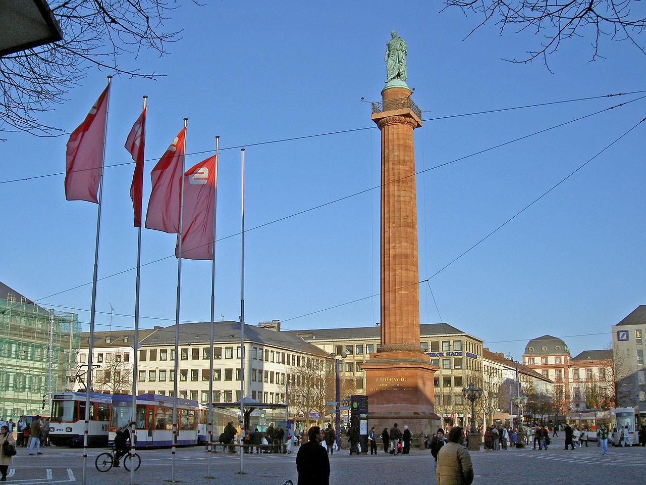 Central Darmstadt