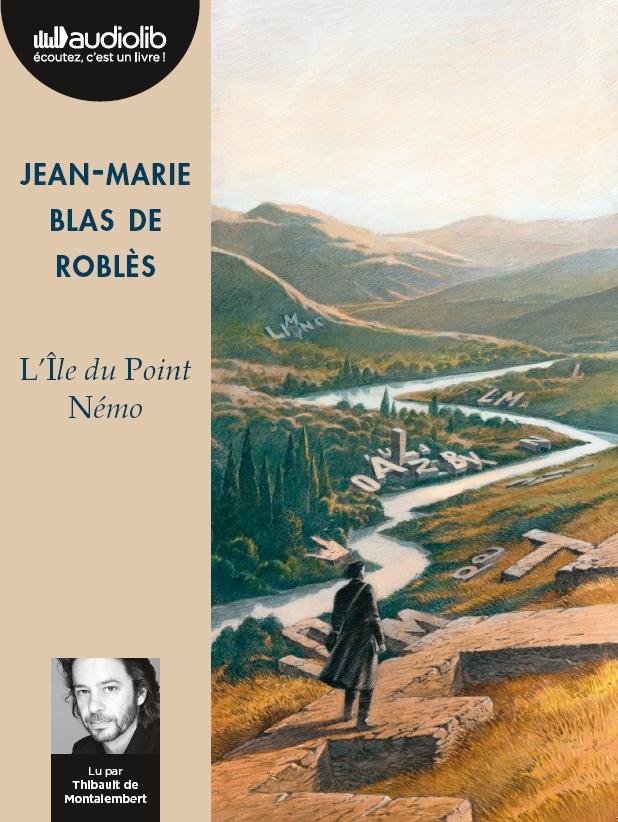 Audiobook Île du point Némo