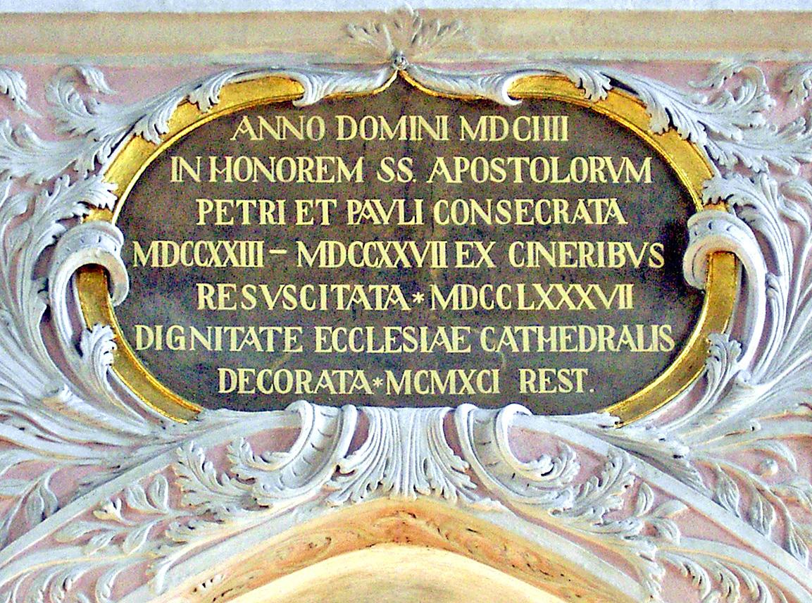 Klagenfurt Dome: Anno Domini