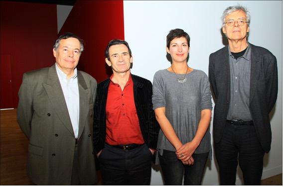 François Schuiten & Benoît Peeters will curate Biennale du 9e art 2017