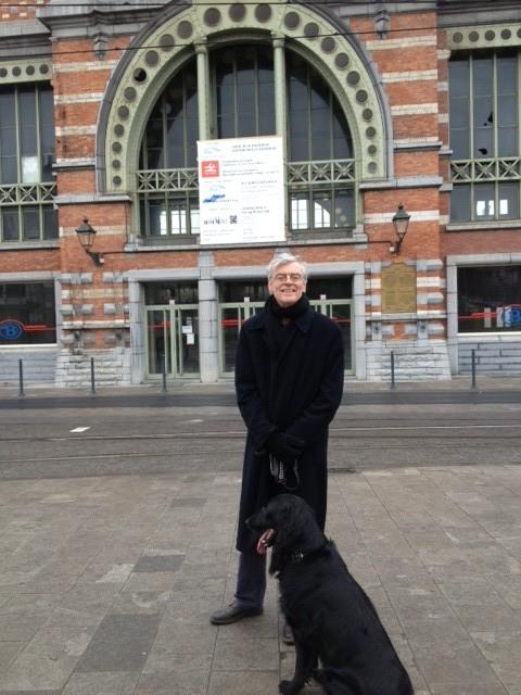 Je vous écris de Bruxelles