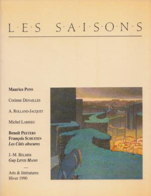 Cover Les Saisons Hiver 1990