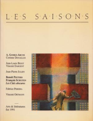 Cover Les Saisons été 1991