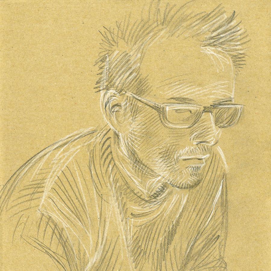 Martin Villeneuve by Schuiten