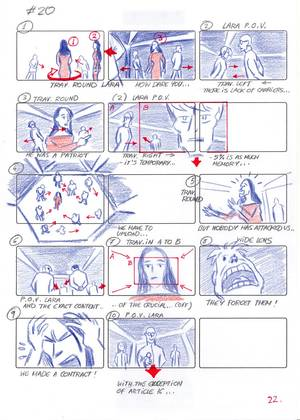 Storyboard Memory Reloaded