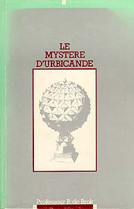 Cover of Le Mystere d'Urbicande