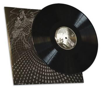 Le Monde sonore de François Schuiten black LP