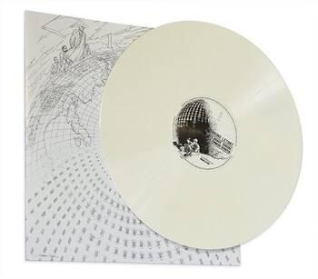 Le Monde sonore de François Schuiten white LP