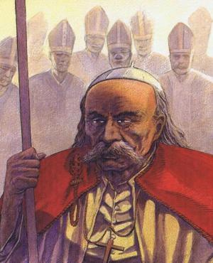 Pope John XXV