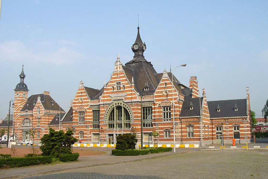 Schaerbeek railway station