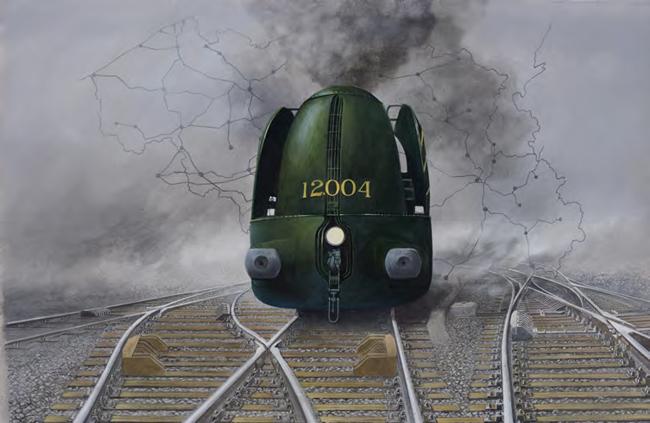 Schuiten & Obolensky Trains