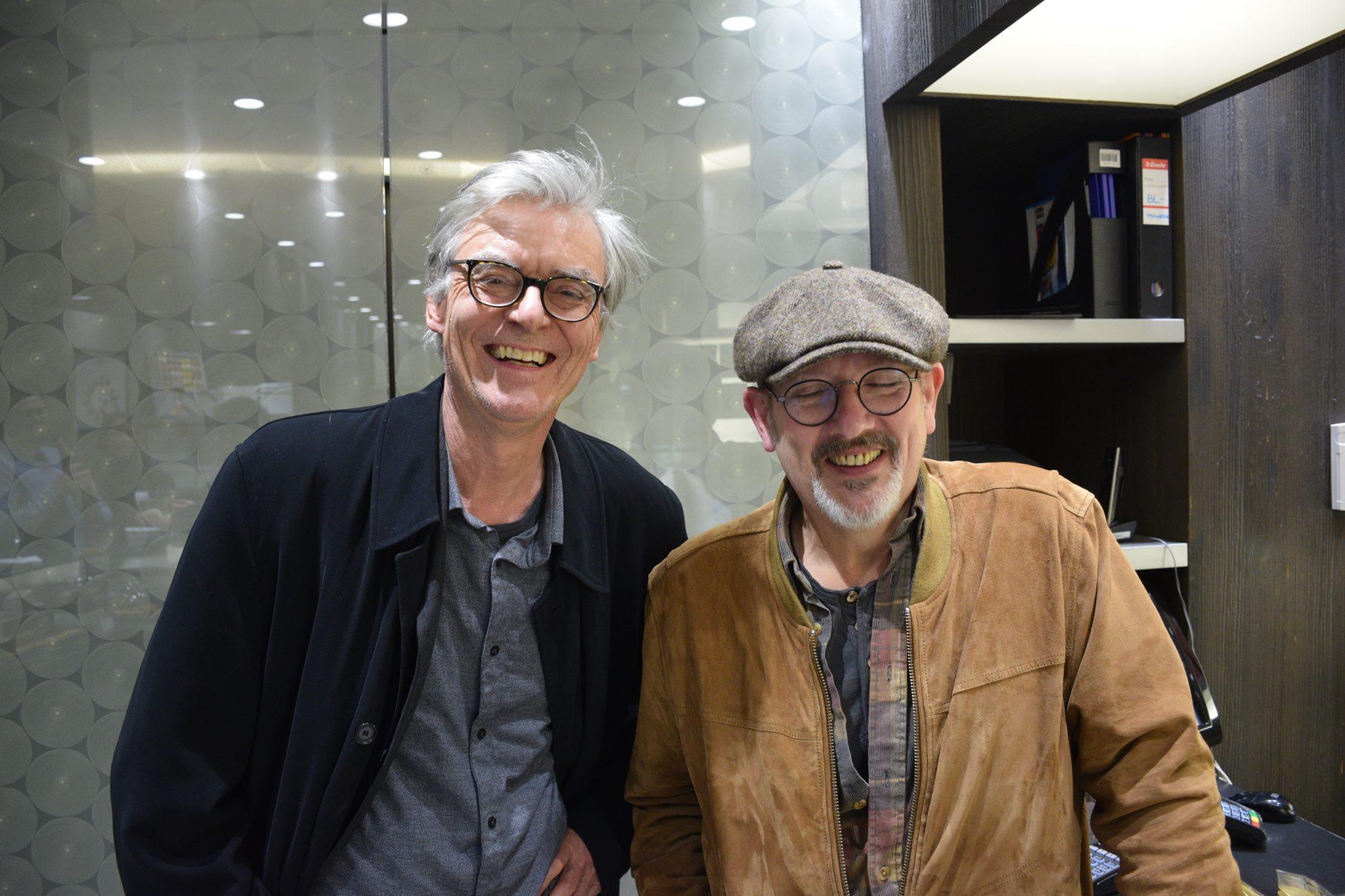 François Schuiten and Benoît Sokal, 2017
