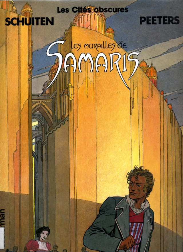 Cover of the walls of Samaris