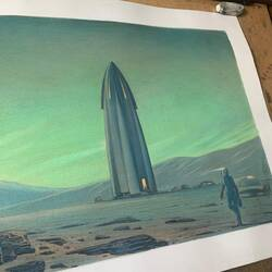 Louis Vuitton Travel Book: Mars