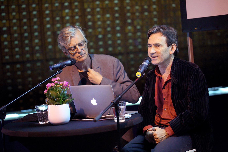 François Schuiten & Benoît Peeters
