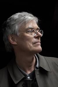 Photo of François Schuiten by Luc Tourlouse