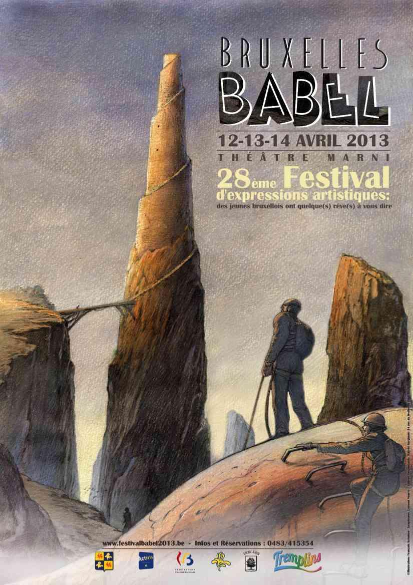 Festival Babel 2013