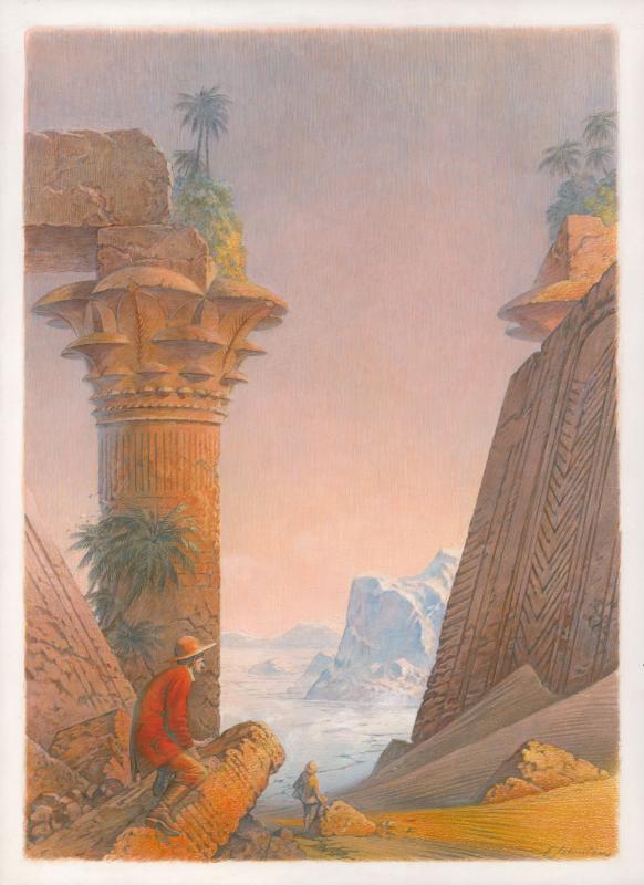 Aux Confins du Desert