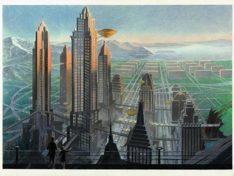Panorama - La Cite