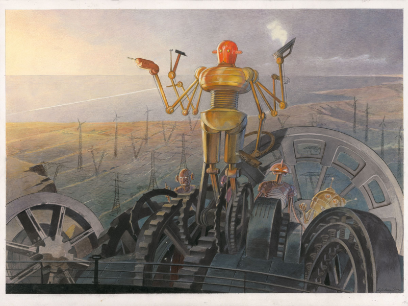 Panorama - L'Utopie Mecanique