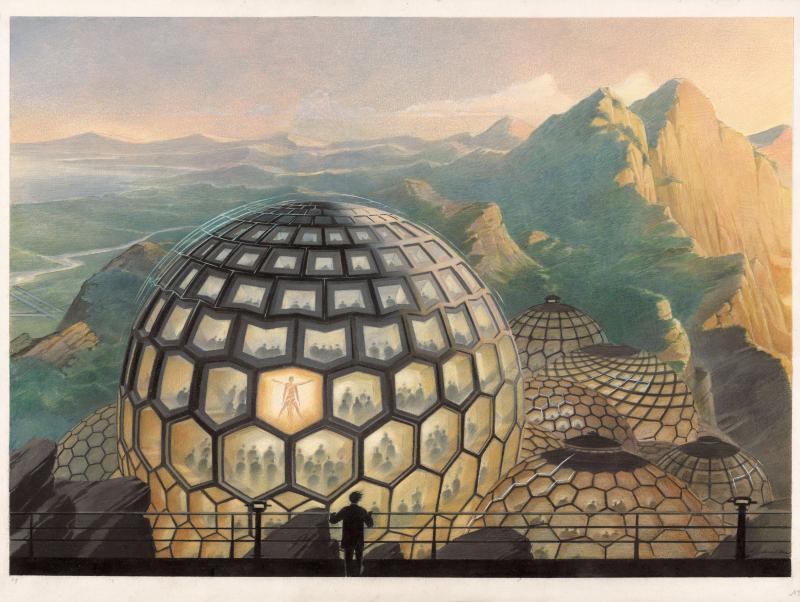 Panorama - L'Utopie Sociale