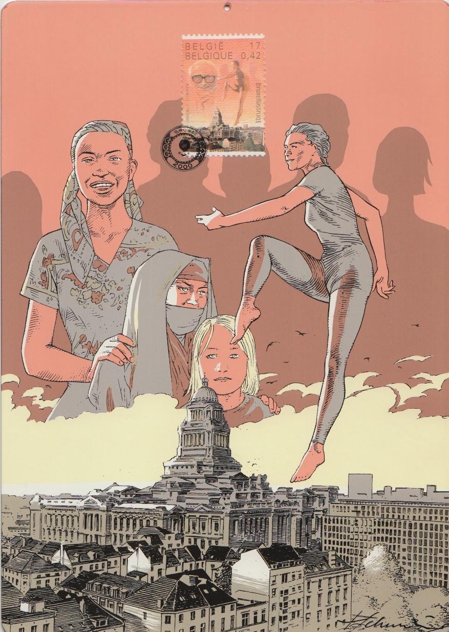 Gift 1999 by Lumière sur les Cités