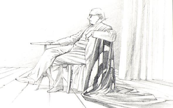 La Marque Jaune by François Schuiten
