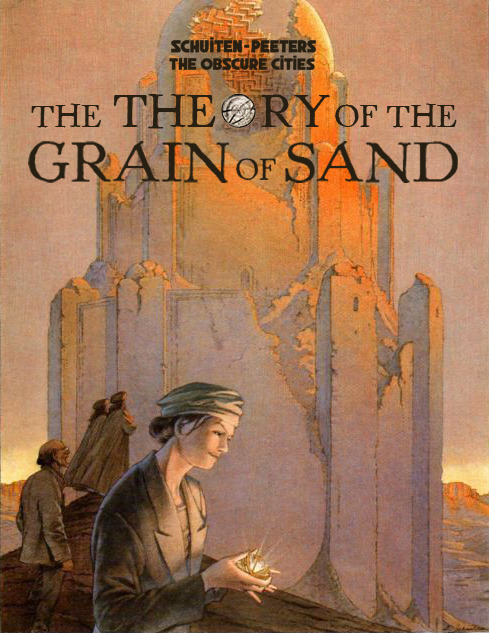 The Theory of the Grain of Sand cover