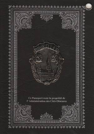 Passeport Continent Obscur back