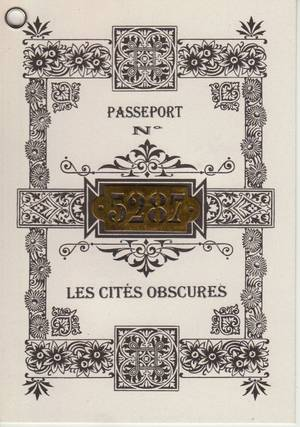 Passeport Continent Obscur p1