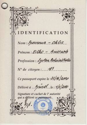Passeport Continent Obscur p3