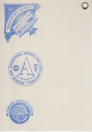 Passeport Continent Obscur p4 back