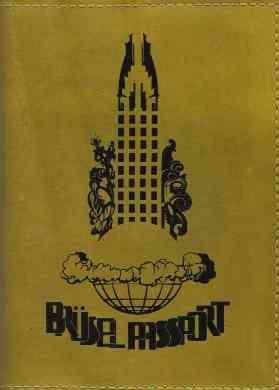 Brüsel Passeport